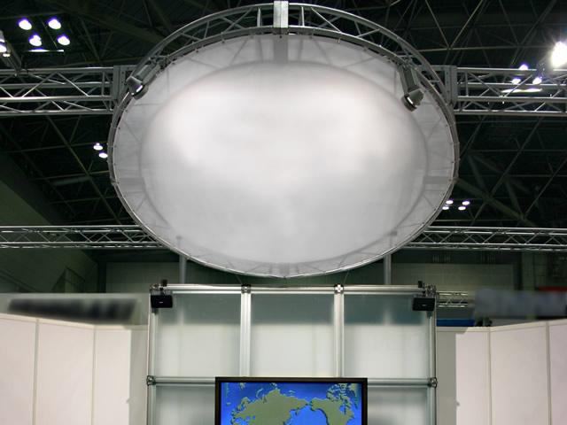 下水道展2009/20小間(30M×6M)
