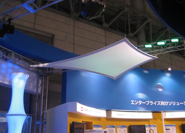 Interop Tokyo 2008 / 30小間(18Mx15M) Booth