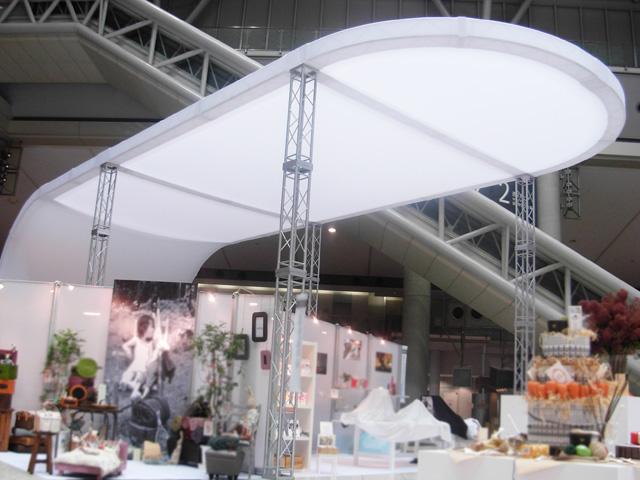 展示会 2010 東京ビッグサイト / 基礎工事