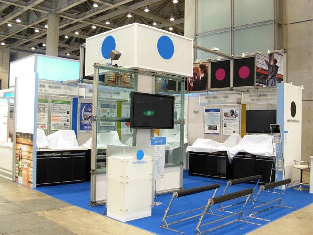 第10回自動認識総合展 2008 / 4小間(6Mx6M)