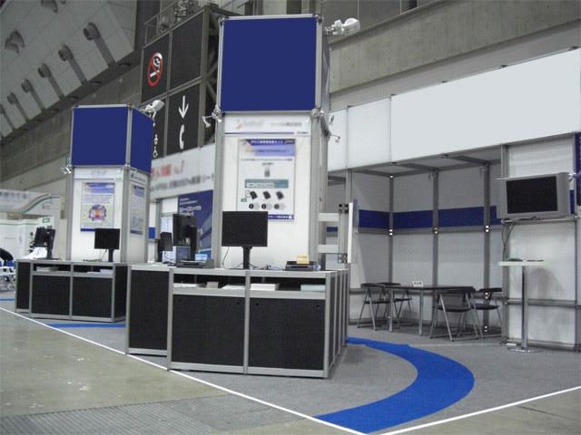第20回設計・製造ソリューション展/小間(18.1M×5.4M)
