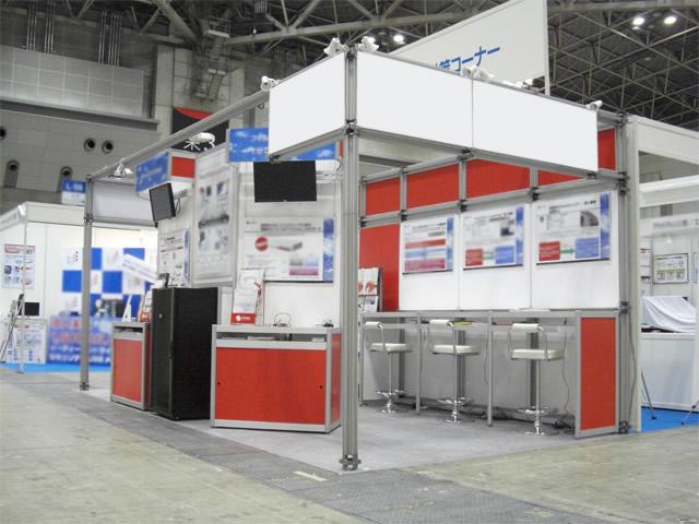 国際モダンホスピタルショー2009 / 小間(6M×3M)