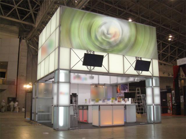 TOKYO GAME SHOW2009 / 小間(6M×6M)