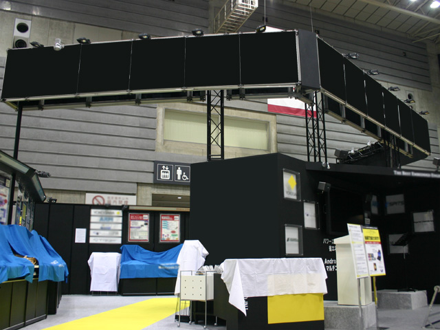 Embedded Technology 2009<br />パシフィコ横浜 / 小間(12M×10M