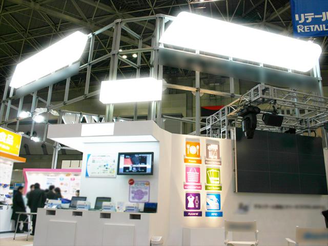 リテールテックJAPAN 2010 東京ビッグサイト東 / 小間(15M×12M)