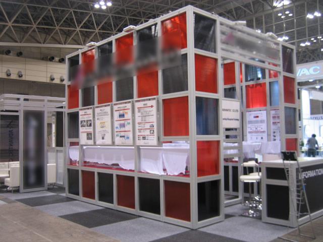 PV Japan 2009 / 小間(9M×6M)
