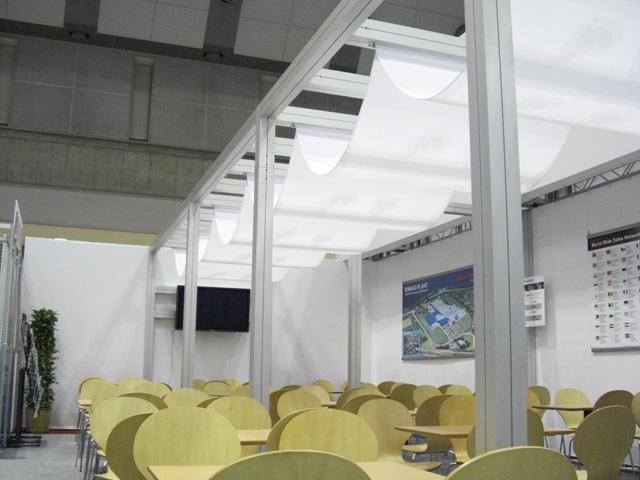 JGAS 2009 東京ビッグサイト東 / 小間(21M×42M)