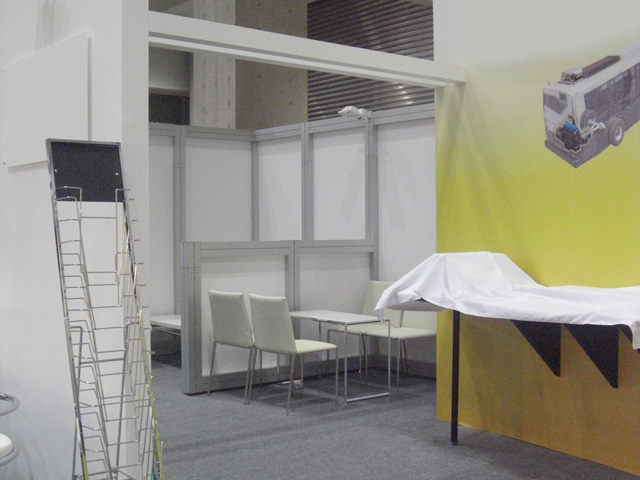 PV EXPO 2010<br />東京ビッグサイト東 / 小間(9M×5.4M)