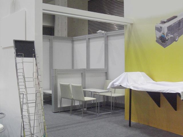 PV EXPO 2010 東京ビッグサイト東 / 小間(9M×5.4M)