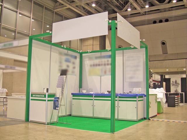 国際オートアフターマーケット 2010 東京ビッグサイト / 小間(3M×3M)