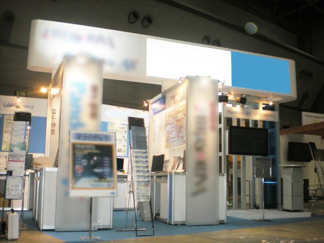 ソフトウェア開発環境展 2010 東京ビッグサイト / 小間(5.4M×6M)