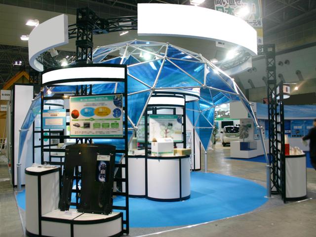 エコプロダクツ2009 東京ビッグサイト東 / 小間(6M×6M)