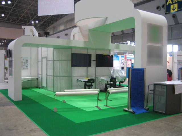 Interop Tokyo 2008 / 9小間(3Mx3M) Booth