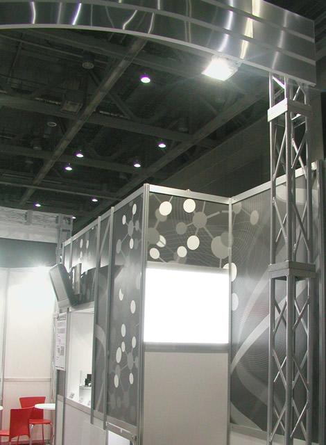 国際バイオEXPO 2008 / 2小間(3Mx6M) Booth
