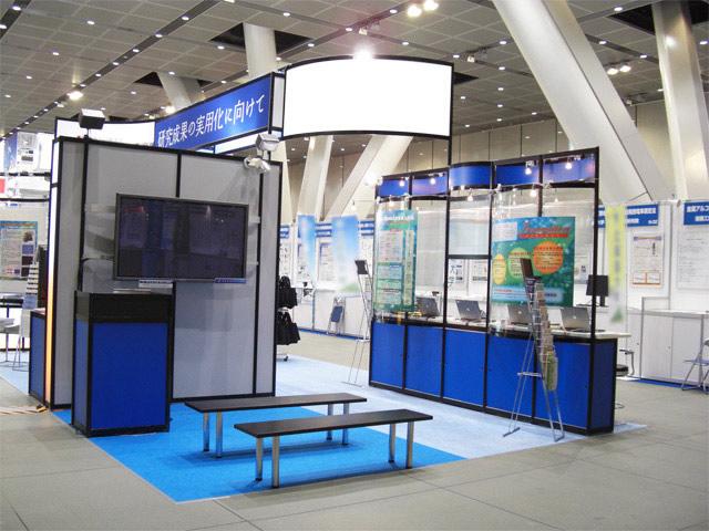 Innovation Japan 2008 / 8小間(10Mx5M) Booth