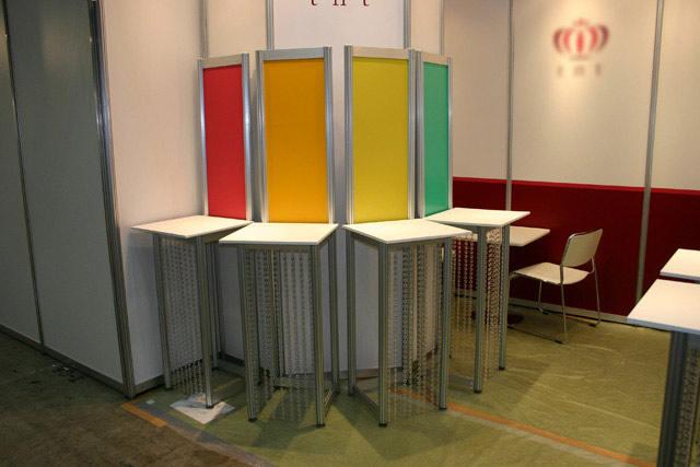 第20回 国際宝飾展 2009 / 1小間(3Mx2.7M) Booth