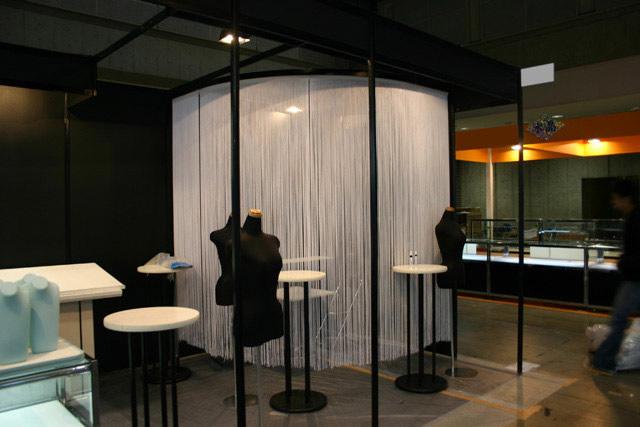 第20回 国際宝飾展 2009 / 4小間(12Mx2.7M) Booth