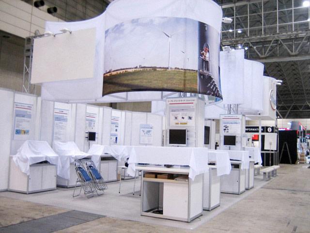 TECHNO-FRONTIER 2009/ 8小間(6M×12M)