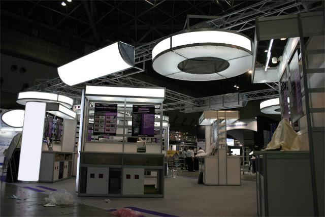 組込みシステム開発技術展(ESEC)/小間(12M×8.1M)