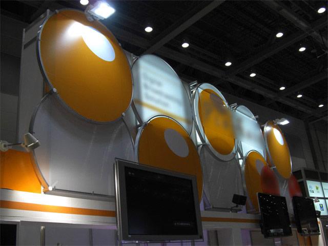 ケーブルテレビショー2009/小間(9M×4M)