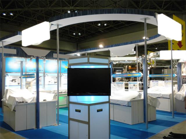 設計・製造ソリューション展2009 / 小間(9M×8M)