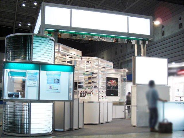 FPD International 2009<br />パシフィコ横浜 / 小間(6M×6M)