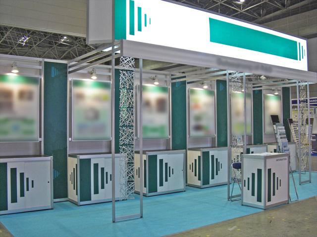 nano-tech japan 2010<br />東京ビッグサイト / 小間(9M×3M)