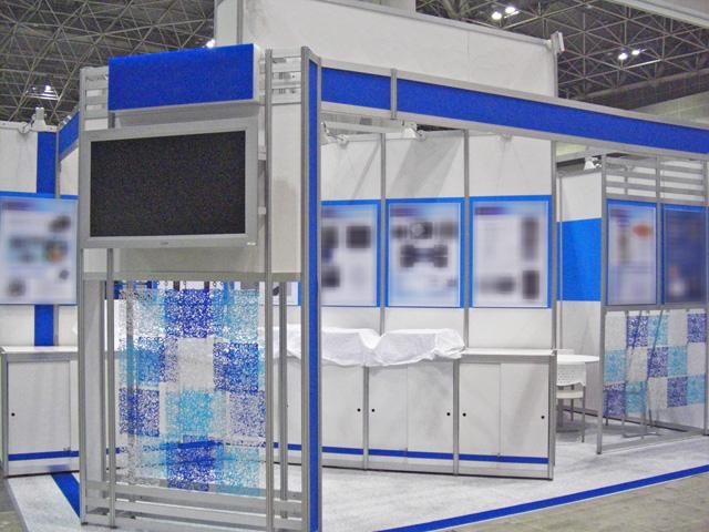 nano-tech japan 2010<br />東京ビッグサイト / 小間(6M×3M)