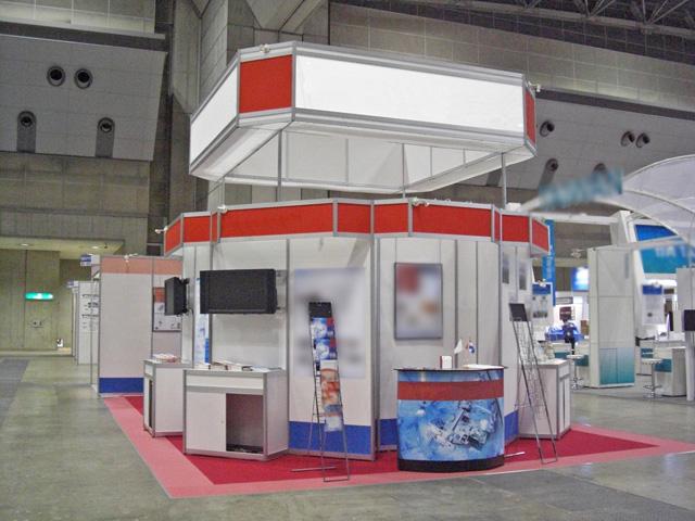 nano-tech japan 2010<br />東京ビッグサイト / 小間(6M×6M)