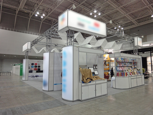 CP+ 2010<br />パシフィコ横浜 / 小間(12M×9M)