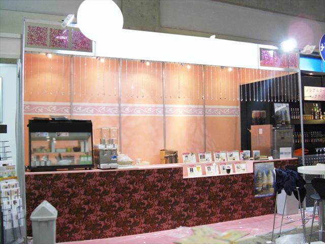 三井食品フードショー 東京ビッグサイト / 小間(9M×3M)