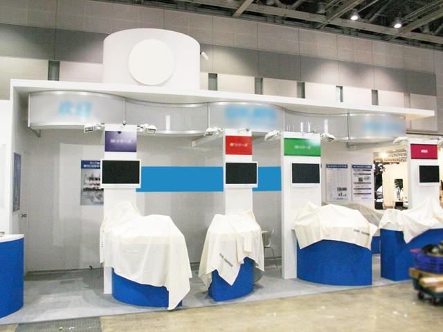 展示会2010 東京ビッグサイト / 小間(9M×3M)