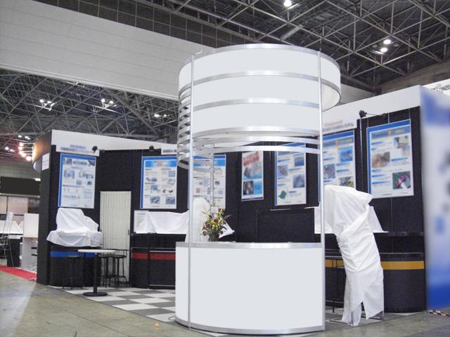 展示会2010 東京ビッグサイト / 小間(6M×3M)