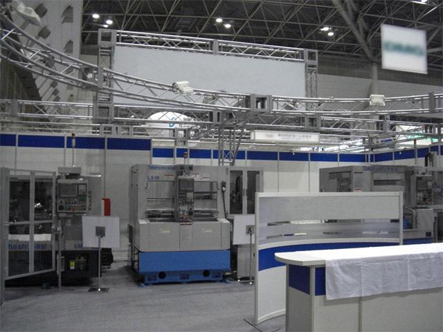 JIMTOF 2008 / 25小間(15Mx15M)