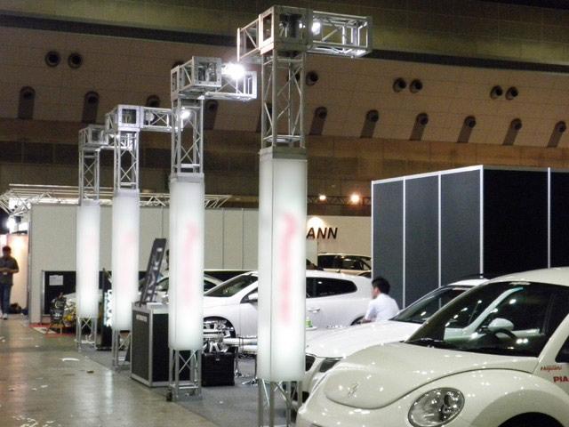 S.I.S 東京スペシャルインポートカーショー2009 / 小間(9M×6M)