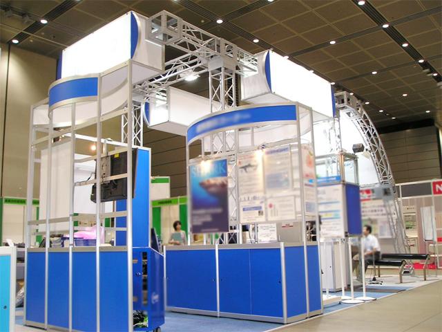 Innovation Japan2009 / 小間(10M×5M)