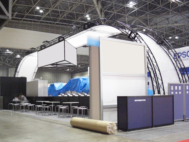 JGAS 2009<br />パシフィコ横浜 / (6M×18M)