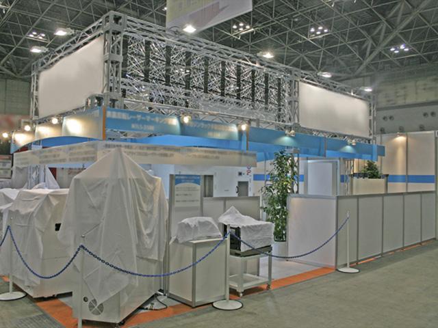 第39回インターネプコン・ジャパン 2010 東京ビッグサイト / 小間(5.4M×9M)