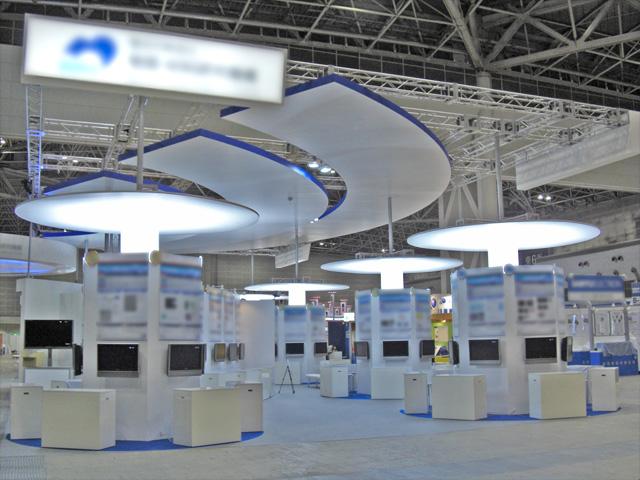 nano-tech japan 2010 東京ビッグサイト / (24M×12M/6M×9M)