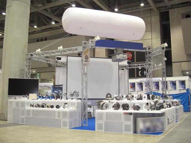 国際オートアフターマーケット 2010<br />東京ビッグサイト / 小間(6M×6M)