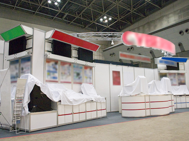 第2回次世代照明技術展 2010<br />東京ビッグサイト / 小間(12M×3M)