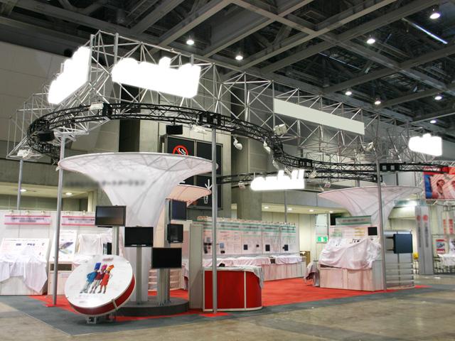システムコントロールフェア 2009 東京ビッグサイト西 / 小間(9M×15M)