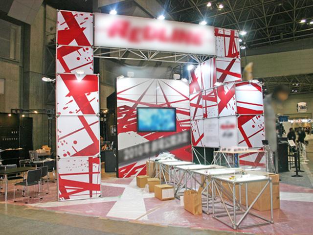 東京国際アニメフェア 2010 東京ビッグサイト / (15M×12M)