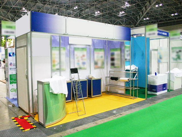 NEW 環境展 2010<br />東京ビッグサイト / 小間(4M×2M)