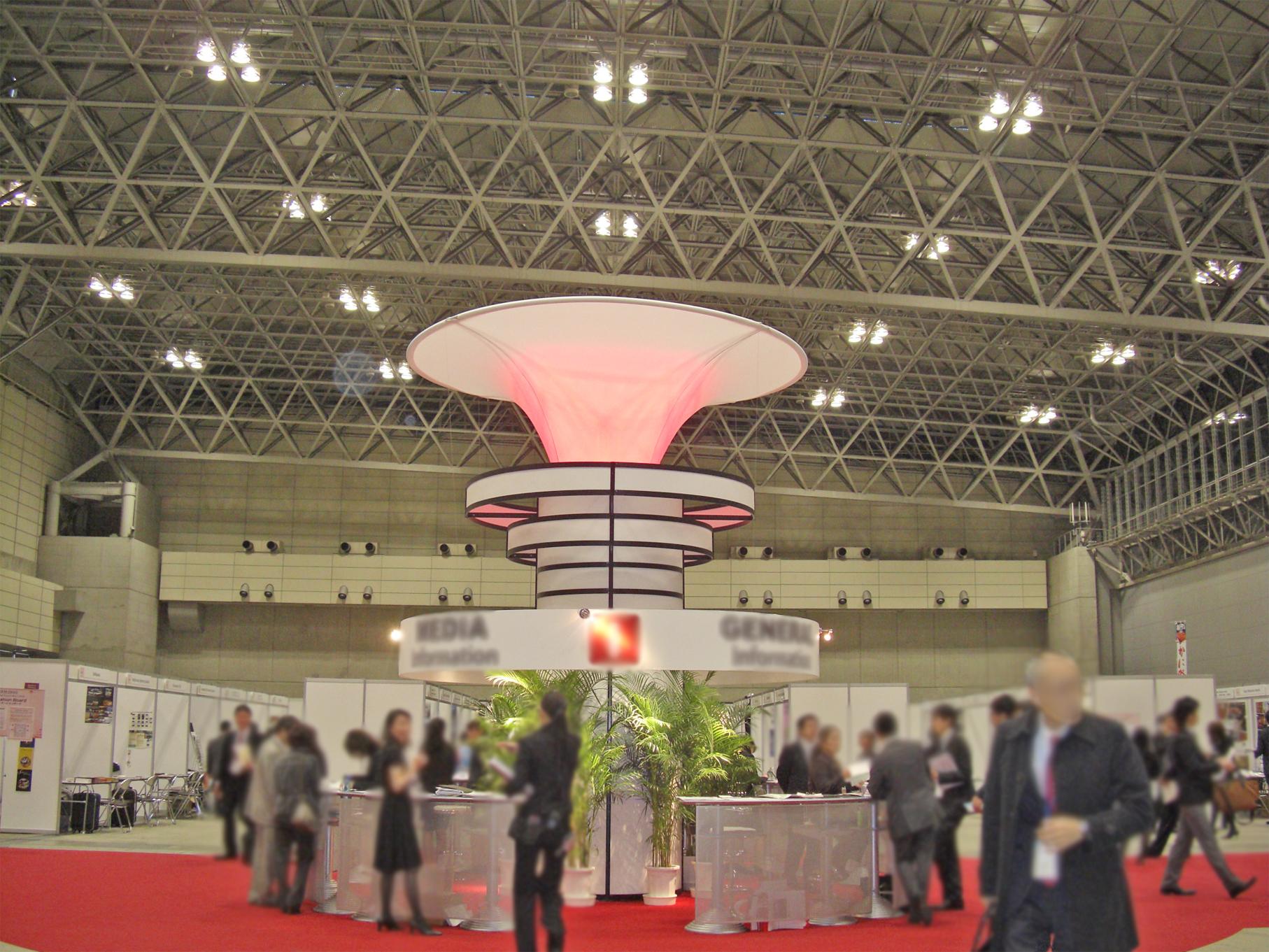 展示会 2010<br />幕張メッセ / 事務局
