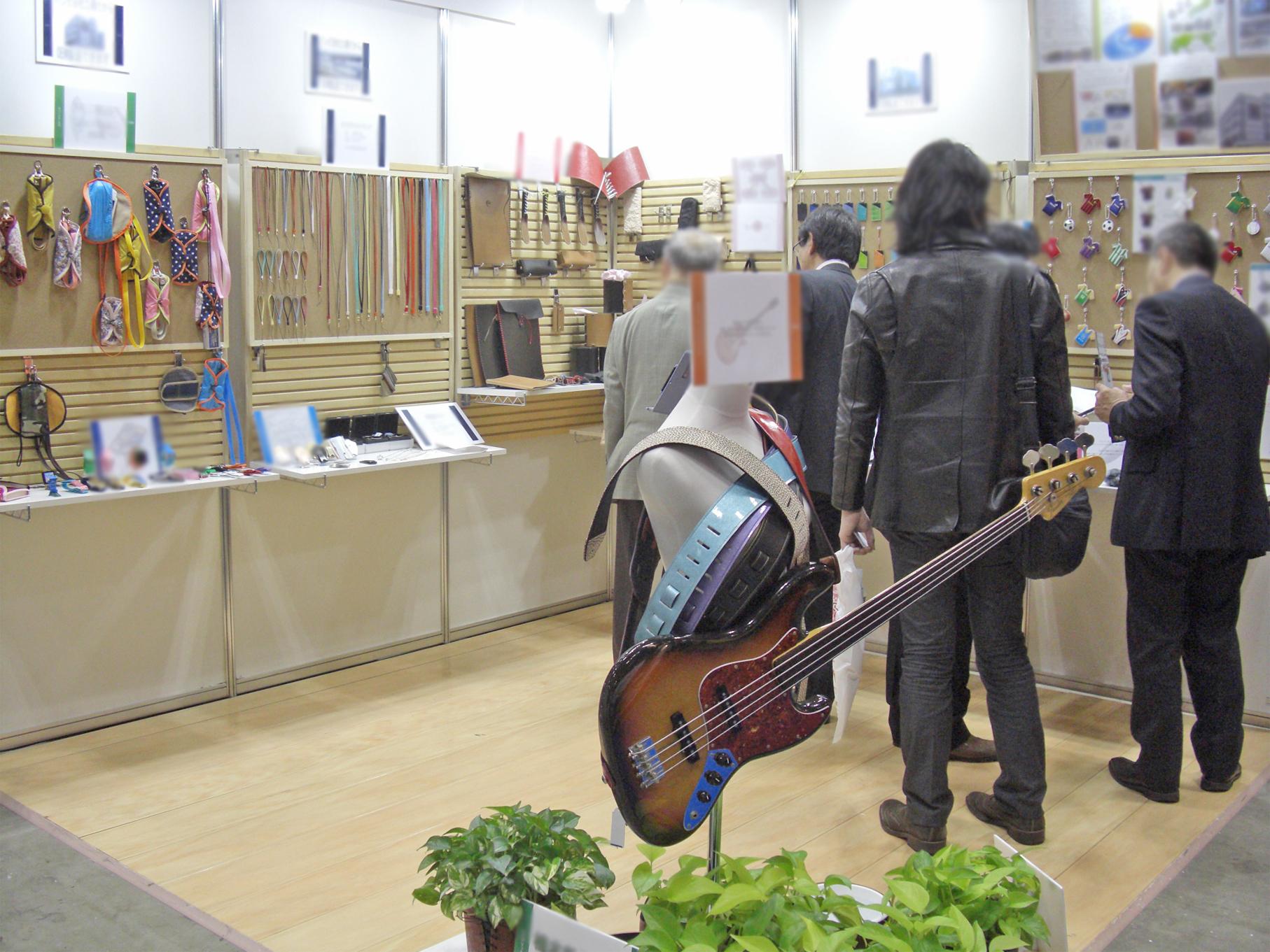 第3回国際イベント総合展 2011<br />東京ビッグサイト / 小間(3Mx3M)