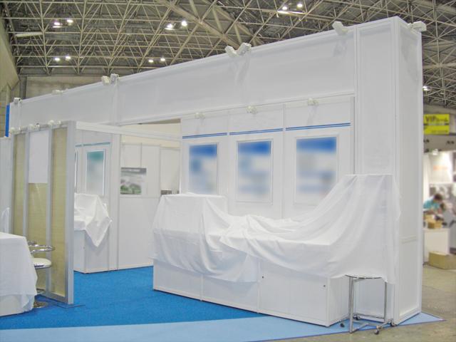 第24回インターフェックス ジャパン 東京ビッグサイト / 小間(9Mx6M)