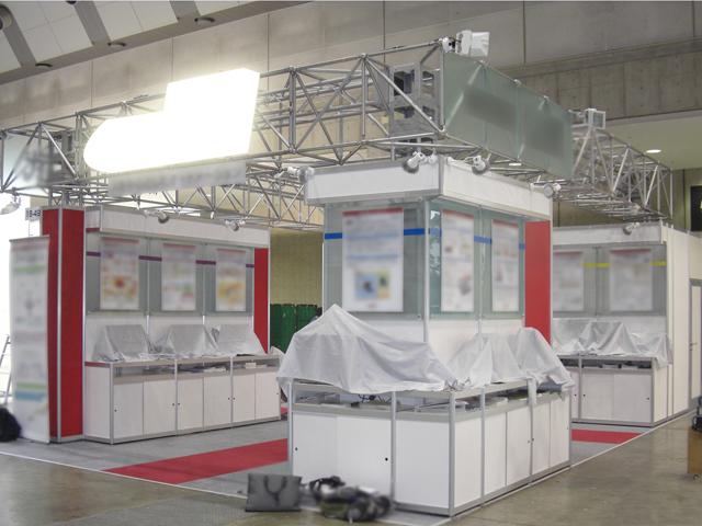 第24回インターフェックス ジャパン 東京ビッグサイト / 小間(6Mx9M)