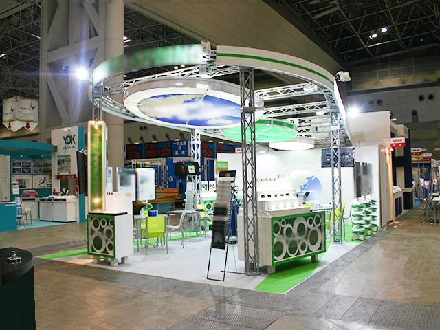 第16回機会要素技術展 東京ビッグサイト / 小間(5.4M×/9M)