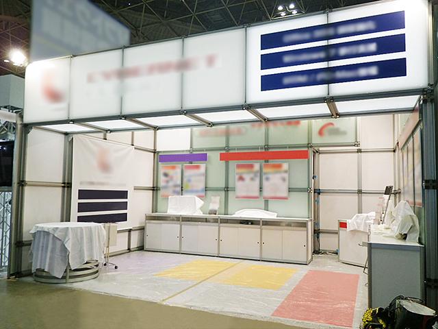 第4回クラウドコンピューティングEXPO春 東京ビッグサイト / 小間(6M×5.35M)